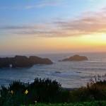 california coast near Mendocino CA